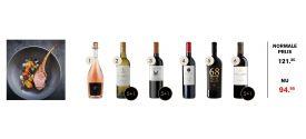 ad Bibendum Goes WILD   6 flessen