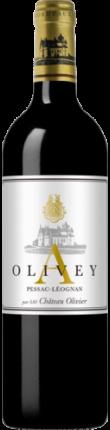 A d'Olivey par Château Olivier rouge