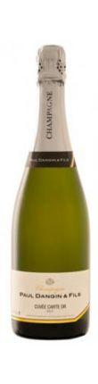 Champagne Paul Dangin & Fils 'Cuvée Carte Or' Brut