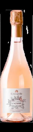 Château de L'Escarelle 'Le Jardin de L'Azuré' Rosé Extra Brut