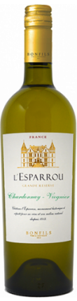 Château l'Esparrou 'Grande Reserve' Viognier - Chardonnay