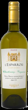 Château l'Esparrou 'Grande Reserve' Viognier/Chardonnay
