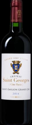 Château Saint Georges 'Côte Pavie' Grand Cru Classé