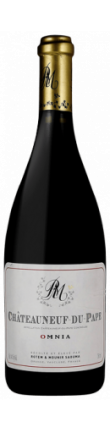 Châteauneuf du Pâpe rouge 'Omnia' - Rotem & Mounir Saouma