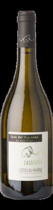Côtes du Rhône Blanc 'Cassiopée'