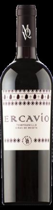 Ercavio Tempranillo 'Viñas de Meseta' de Más Que Vinos