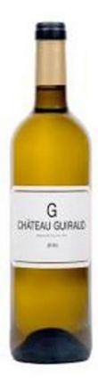G de Château Guiraud - Bordeaux Blanc Sec