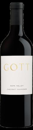 GOTT '15' Cabernet Sauvignon by Joel Gott