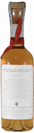 Grappa di Brunello di Montalcino 'Riserva' - Stella di Campalto
