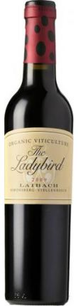 Laibach 'The Ladybird' Organic Red