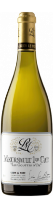 Meursault 1er Cru 'Les Gouttes d'Or' blanc - Lucien Le Moine