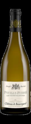 Pouilly-Fuissé 'Vignes Blanches' - Château de Beauregard - Domaine Joseph Burrier