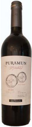 Puramun 'Co-Fermented' Malbec-Petit Verdot