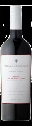 Rosso di Montalcino 2013 - Bio - Stella di Campalto