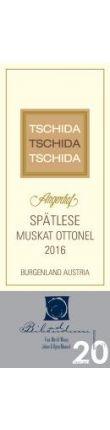 Tschida Muscat Ottonel Spätlas '20th Anniversary'