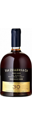 Van Zellers '30 Year Old' Tawny Port