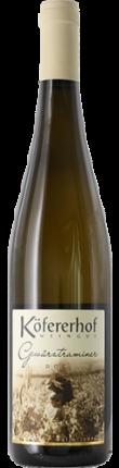 Weingut Köfererhof Gewürztraminer